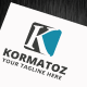 Kormatoz Logo Template - GraphicRiver Item for Sale
