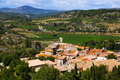 Portel-des-Corbieres  from mount.  France - PhotoDune Item for Sale