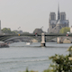 Timelaps Boats On River Seine - VideoHive Item for Sale