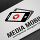 Media Mobile Logo - GraphicRiver Item for Sale