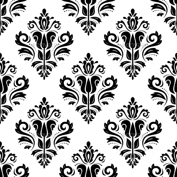 GraphicRiver Orient Seamless Vector Pattern 8860367