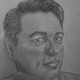 Daveflanagan_pencil_selfie
