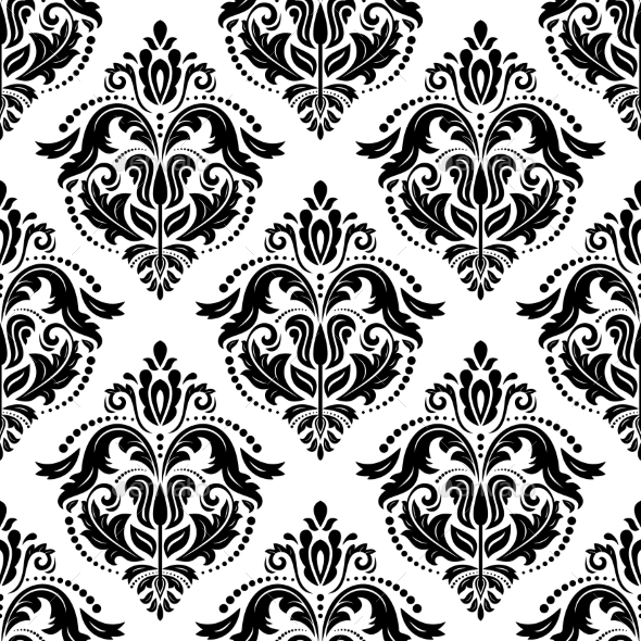 GraphicRiver Orient Seamless Vector Pattern 8861001