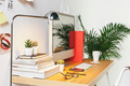 Modern creative workspace. - PhotoDune Item for Sale