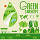 Ecology Infographic and Green Concept - GraphicRiver Item for Sale