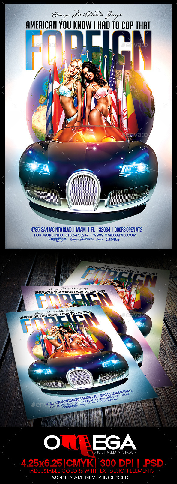 GraphicRiver Cop That Foreign 8861353