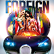 Cop That Foreign - GraphicRiver Item for Sale