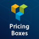 Pricing Boxes for Visual Composer
