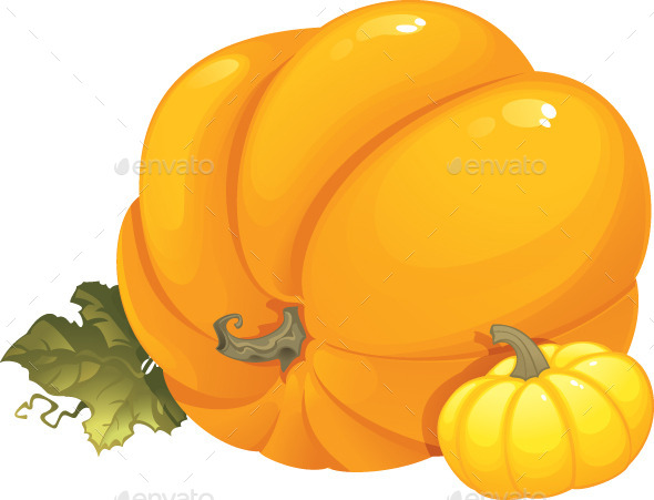 GraphicRiver Pumpkins 8861569