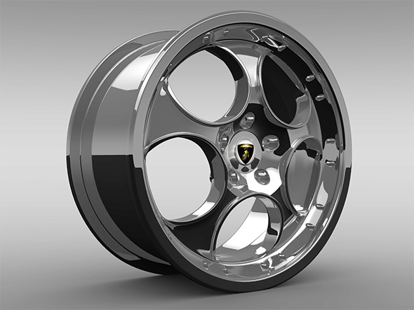 Rim for Murcielago