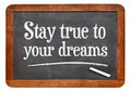 stay true to your dreams - PhotoDune Item for Sale