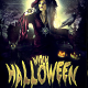 Witch Halloween Flyer - GraphicRiver Item for Sale