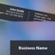 Blink Business Card - GraphicRiver Item for Sale
