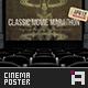 Metropolis • Vintage Cinema Flyer - GraphicRiver Item for Sale