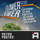 Retro Party Flyer - Vol.6 - GraphicRiver Item for Sale