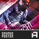 Grunge Party Flyer - Vol.3 - GraphicRiver Item for Sale