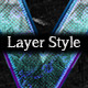 Metal Layer Styles V.3 - GraphicRiver Item for Sale