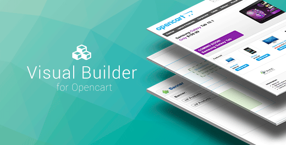CodeCanyon Visual Builder for Opencart 8825943