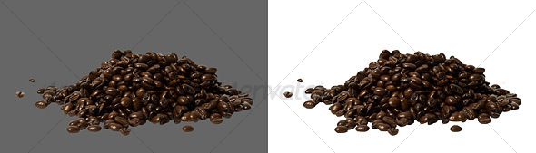 GraphicRiver Coffee Beans 37086