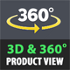 View360 - 3D & 360 degree product viewer