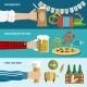 Beer Banner Set - GraphicRiver Item for Sale