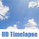 Fluffy Clouds in Blue Sky - VideoHive Item for Sale