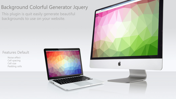 CodeCanyon Background Colorful Generator Jquery 8864214