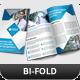 Creative Corporate Bi-Fold Brochure Vol 26 - GraphicRiver Item for Sale