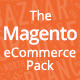 The Magento eCommerce Pack - ThemeForest Item for Sale