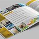 Minimal Portfolio Brochure: Horizontal A4 - GraphicRiver Item for Sale