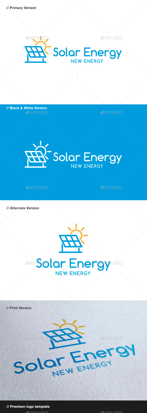 GraphicRiver Solar Energy 8866314
