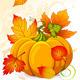 Autumn Pumpkin - GraphicRiver Item for Sale