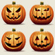 Halloween Pumpkins Set - GraphicRiver Item for Sale