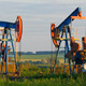 Two Working Oil Pumps - VideoHive Item for Sale