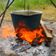 Kettle Over Campfire - VideoHive Item for Sale