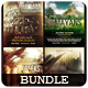 Ancient Civilizations - Movie Posters Bundle - GraphicRiver Item for Sale