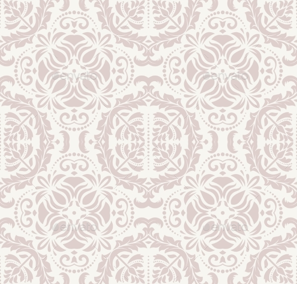 GraphicRiver Orient Seamless Vector Pattern Abstract Background 8868084