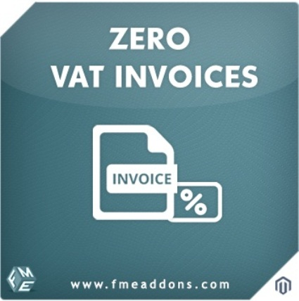 VAT Module For Zero Rated Tax Transactions In Magento