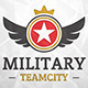 Military Star Logo - GraphicRiver Item for Sale