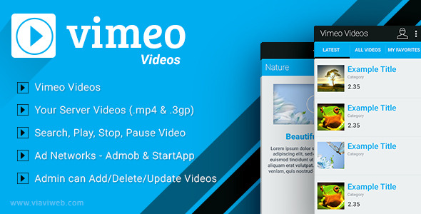 CodeCanyon Vimeo 8869200