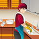 Man washing Dishes - GraphicRiver Item for Sale