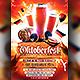 Oktoberfest Flyer / Poster - GraphicRiver Item for Sale