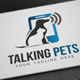 Talking Pets Logo - GraphicRiver Item for Sale