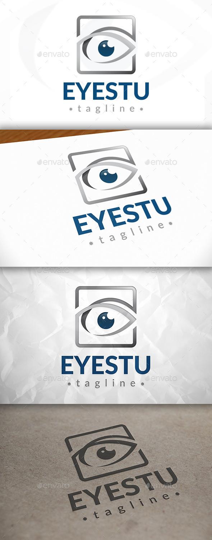 GraphicRiver Eye Studio Logo 8872025