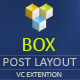 Post Layout : Box Style  for Visual Composer - CodeCanyon Item for Sale