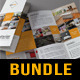 3 in 1 Interior 3-Fold Brochure Bundle 04 - GraphicRiver Item for Sale