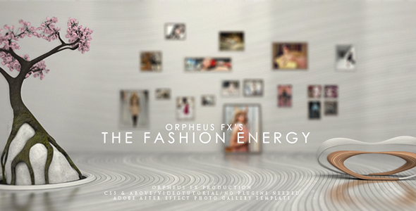 The Fashion Energy Photo Gallery