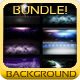 Universe Backgrounds Bundle - GraphicRiver Item for Sale