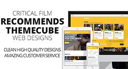 ThemeCube Designs- Highly Recommended by Critical Film