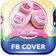 Baby Store FB Cover V1 - GraphicRiver Item for Sale